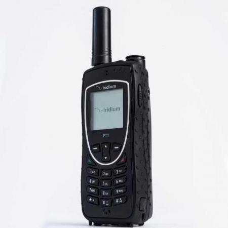 Iridium 9575 Push-To-Talk (PTT) Satellite Phone
